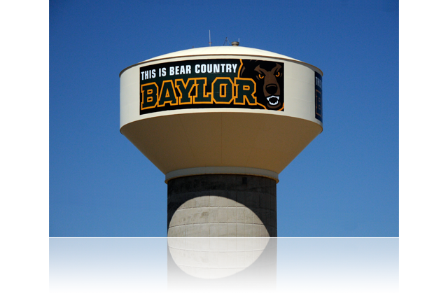 This is Bear Country: Water Tower