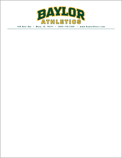 athletics-letterheads
