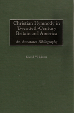 Faculty Publications - Christian Hymnody