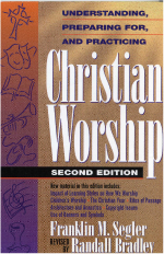 Faculty Publications - Christian Worship