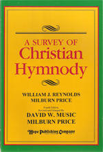Faculty Publications - Survey of Christian Hymnody