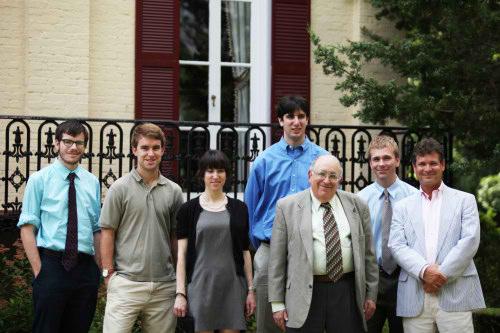 News_AHI Conference 2011_Undergraduates