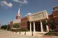 The Truett Seminary Front Entrance