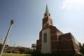 Truett Seminary from 3rd Street
