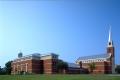 Truett Seminary from Dutton Ave.