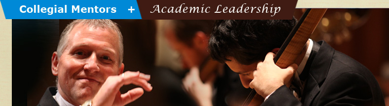 Collegial Mentors and Academic Leadership