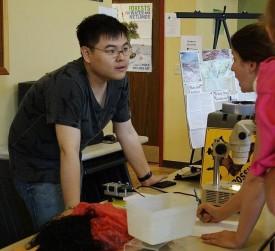 Grad Directory - Han Li