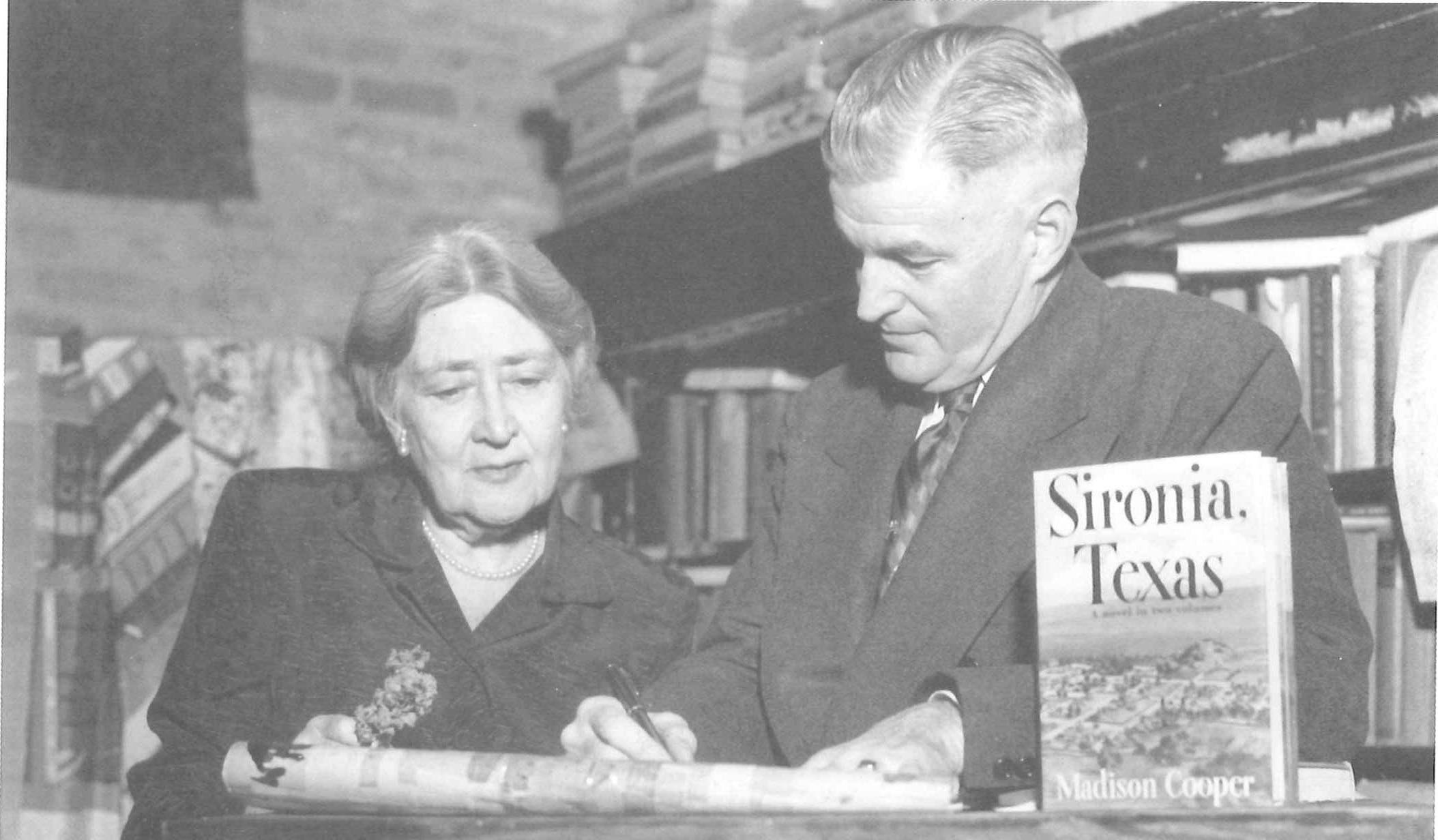 Sironia Book Signing