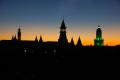 Baylor Evening Skyline