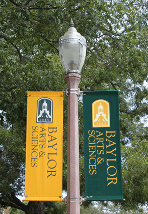 A&S lamp post banners