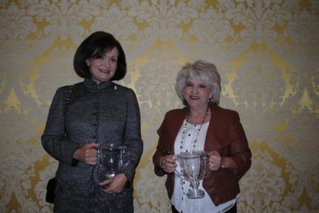 Photo of Elaine Edwards Nelson & Terri Wimberly Heard
