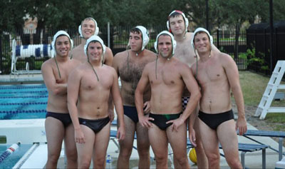 Men's Water Polo Team 2011