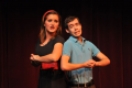 Sarah Winter and Josh Gonzales - Musical Theatre Workshop - 2010