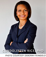 On Topic with Condoleezza Rice