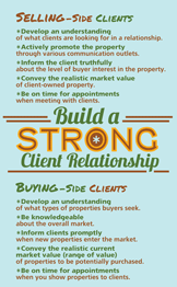 Build a Strong Client Relationship