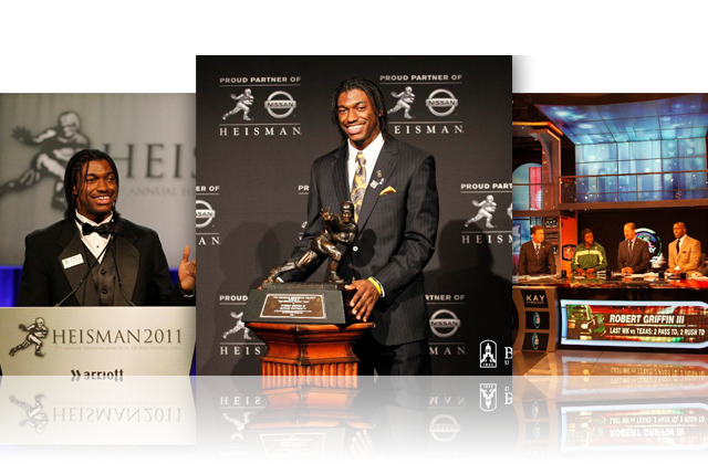 Heisman Photography