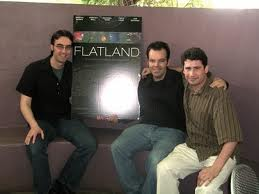 Dano Johnson, Jeffrey Travis, and Seth Caplan