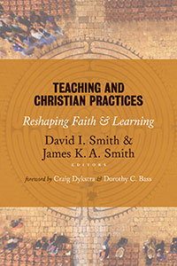 Book Cover Teaching and Christian Practices