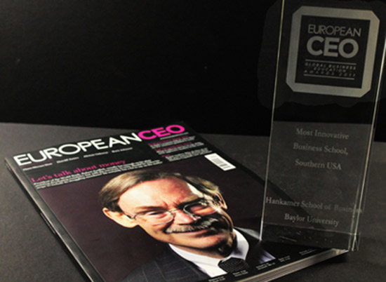 2012Jan - European CEO Award