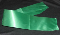 Green ribbon from