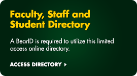 Faculty, Staff and Student Directory