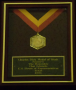 Charles Dick Medal of Merit, 2006, in case