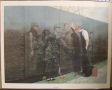 CE photo, framed (Vietnam Memorial Photo)