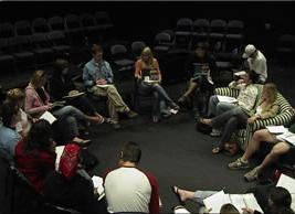 Class in Theatre 11