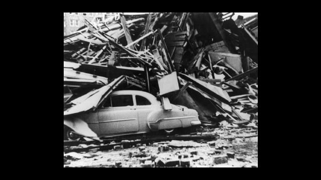Baylor Faculty, Alums Recall 'Deadliest Tornado In Texas