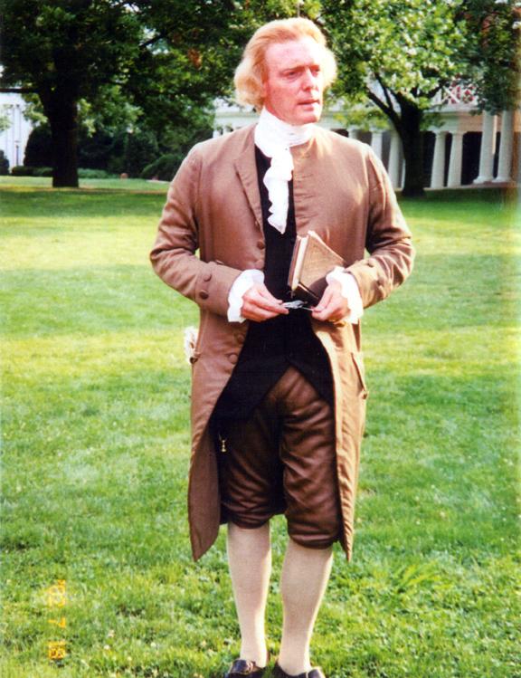 Thomas Jefferson' Coming To Waco June 17   Media Communications ...
