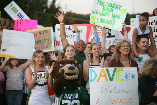 Bear Mascot Brings 'Joy' To CBS Early Show | Media and