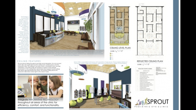 Baylor Students Win Multiple Awards At Interior Design