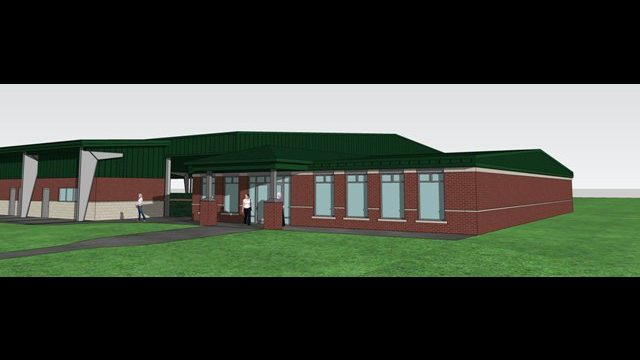 Baylor Announces Lead Gift For Carlile Equestrian Building
