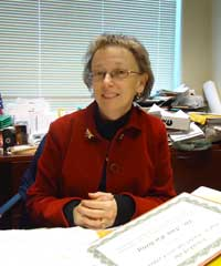 Dr. Ann Rushing