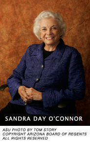 On Topic with Sandra Day O'Connor