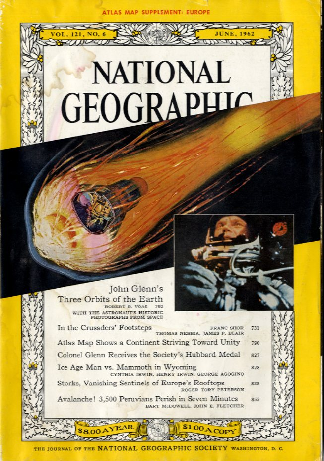 National Geographic - June, 1962
