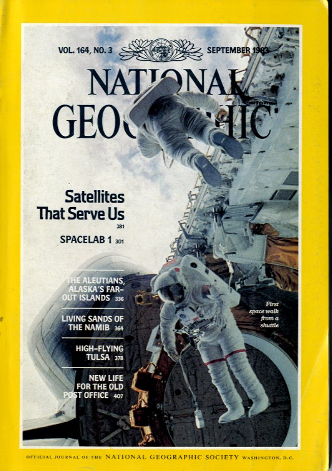 National Geographic - September, 1983