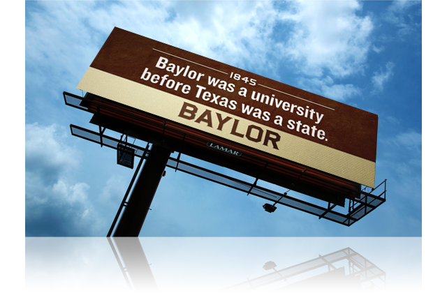 Billboard - Texas