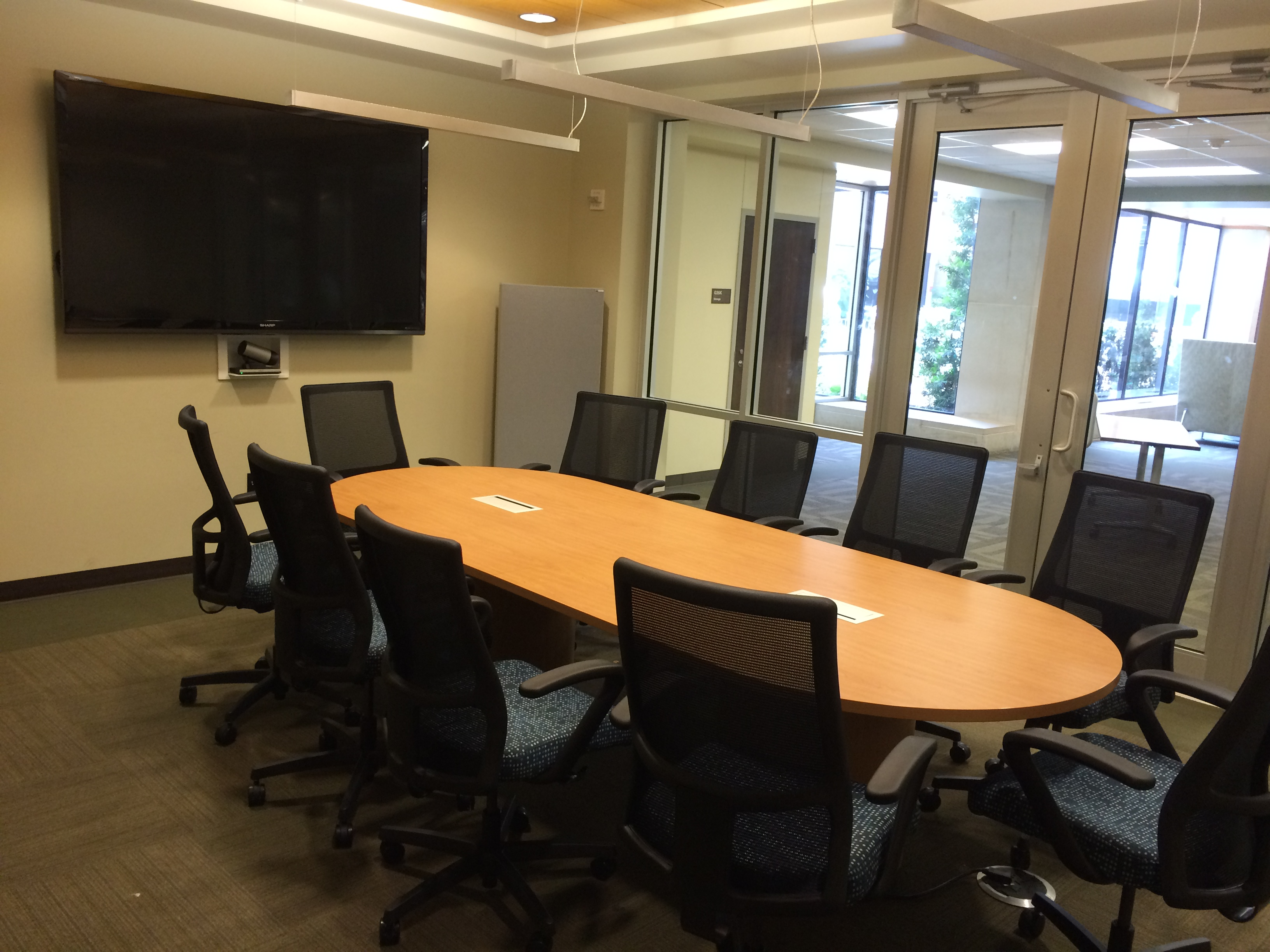 Baylor Business School Room Reservations