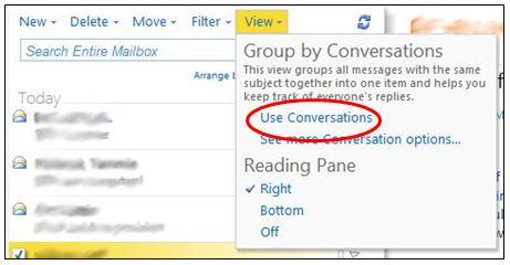 OWA Conversation