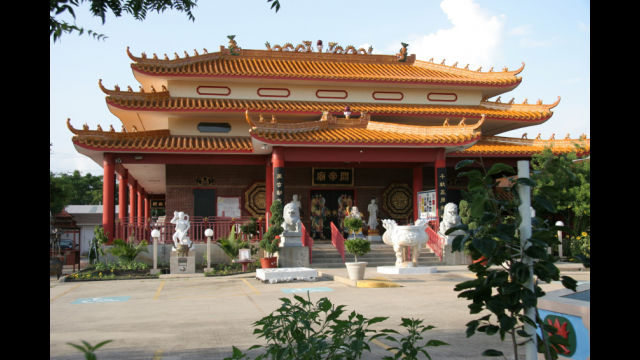 Final Buddhist temple