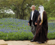 Bush with Saudi