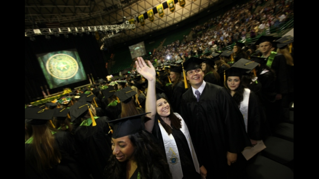 Baylor Commencement