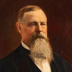 Baylor President Reddin Andrews