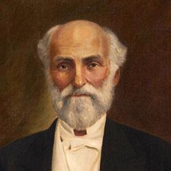 Baylor President Rufus C. Burleson