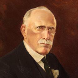 Baylor President Oscar Henry Cooper