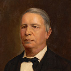 Baylor President William Carey Crane
