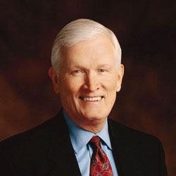 Baylor President John M. Lilley