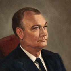 Baylor President Abner Vernon McCall