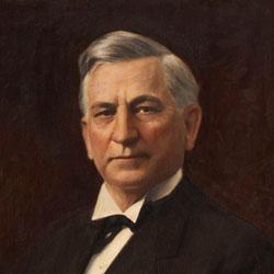 Baylor President Pat Morris Neff